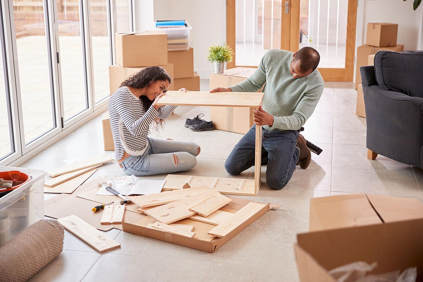 Ventajas de alquilar tu piso amueblado o sin amueblar